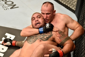 UFC Fight Night Moscow: Hunt v Oleinik